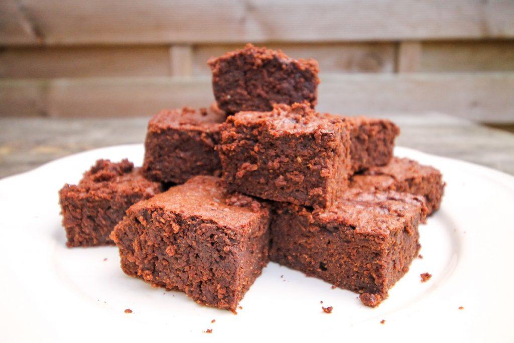 Healthy Chocolate Paleo Brownies