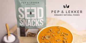 Pep & Lekker Seed Snacks