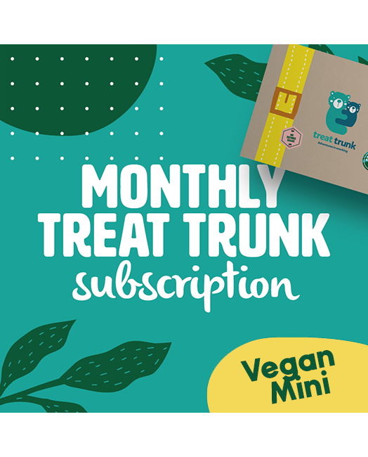 Treat Trunk Vegan Mini Monthly Subscription