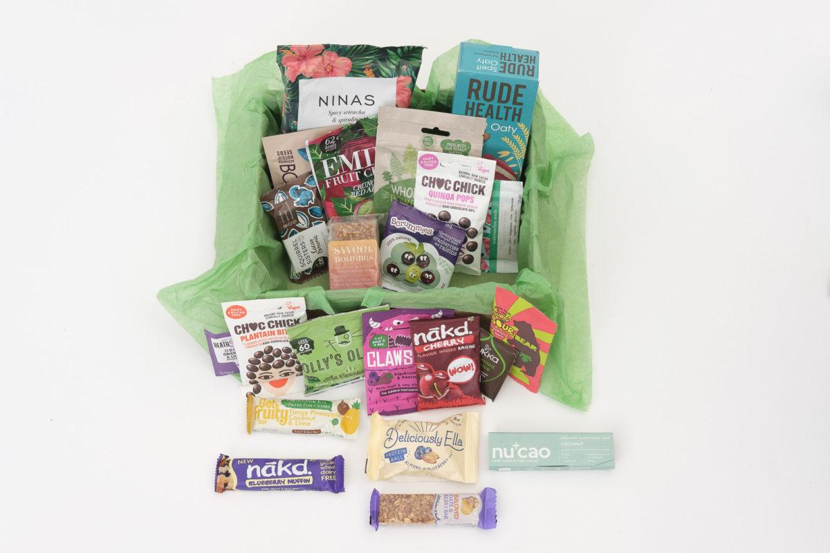 Treat Trunk Sample Healthy Snack Box