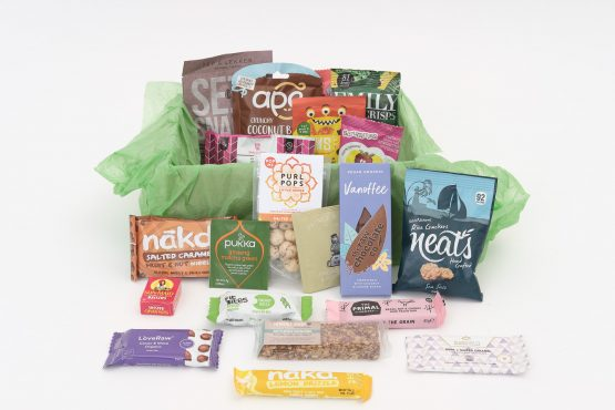 Treat Trunk Healthy Snack Box