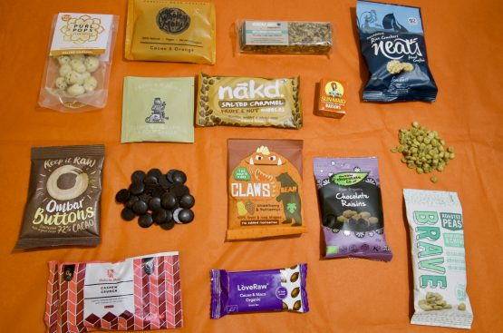 Treat Trunk Mini Sample Healthy Snack box