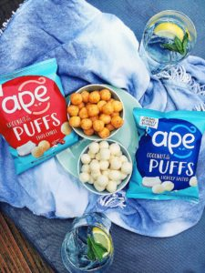 Ape Snacks Coconut Puffs