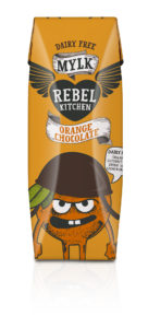 Rebel Kitchen Chocolate Orange Milkshake