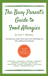 The busy parents guide to food allergies