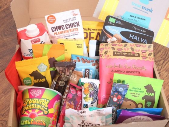 Treat Trunk February 2019 Box