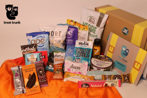 Show what was in our March 2019 box