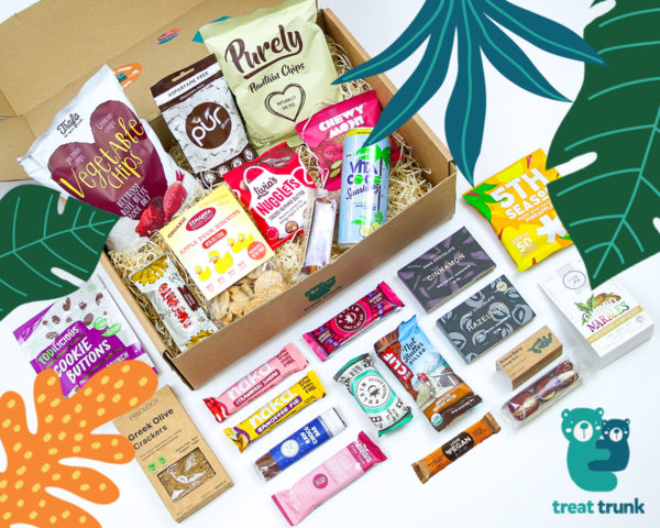 September Treat Trunk Healthy Snack Box