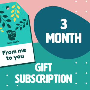 3 month subscription