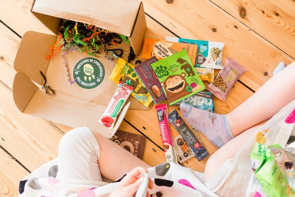 Treat Trunk Kids Mini Box