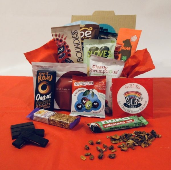 Treat Trunk Mini Healthy Snack Box