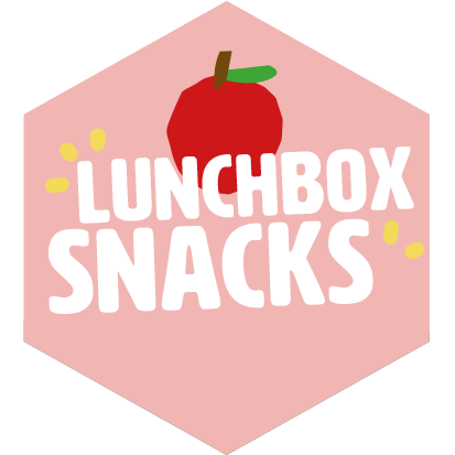 Lunchbox Snacks Sticker