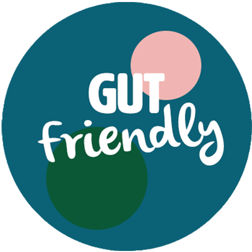 Gut Friendly Sticker
