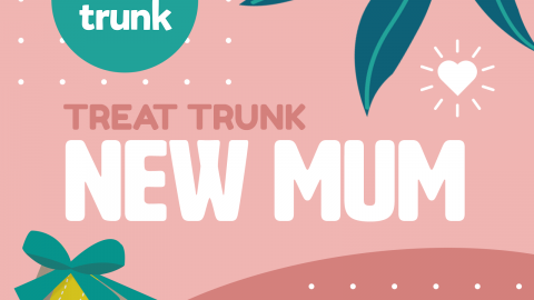 New Mum Healthy Snack Box Gift graphic