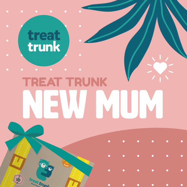 New Mum Healthy Snack Box Gift graphic