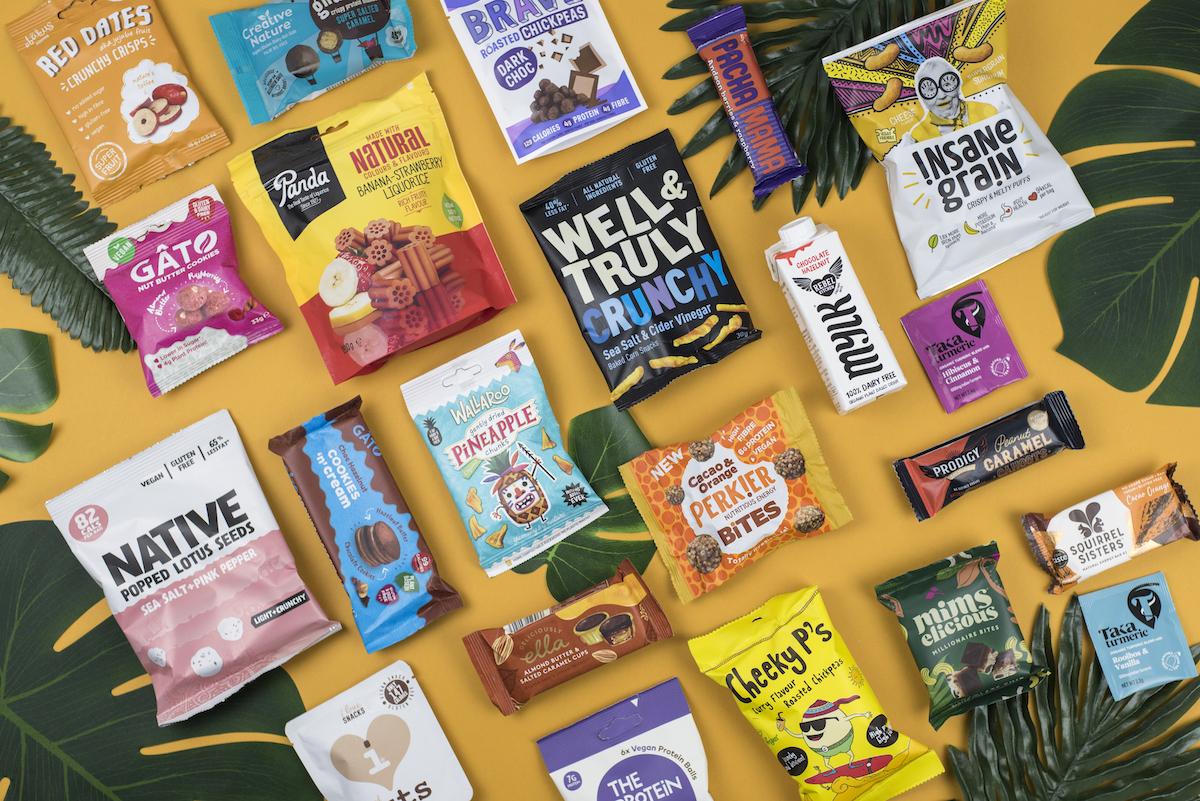 Treat Trunk Healthy Snack Box May 20