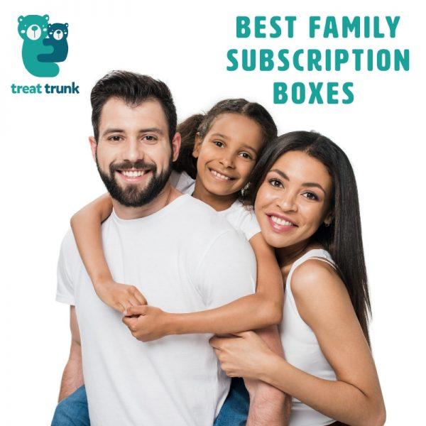 best family subscription boxes