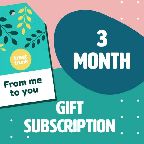 3 Month Gift Subscription
