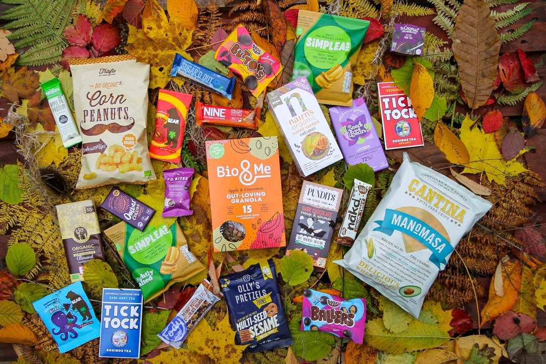 November Healthy Snack Box