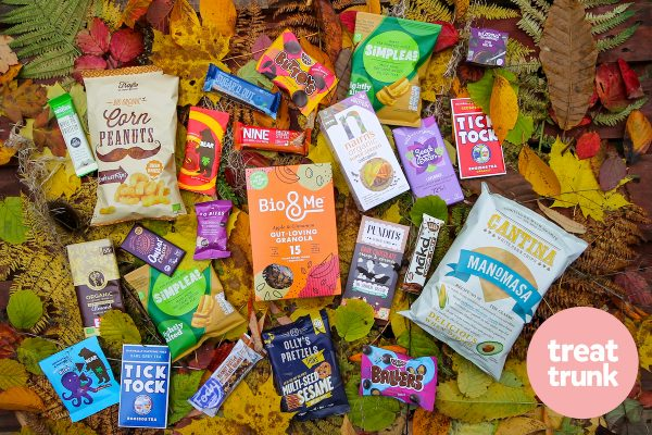 November Treat Trunk Healthy Snack Box