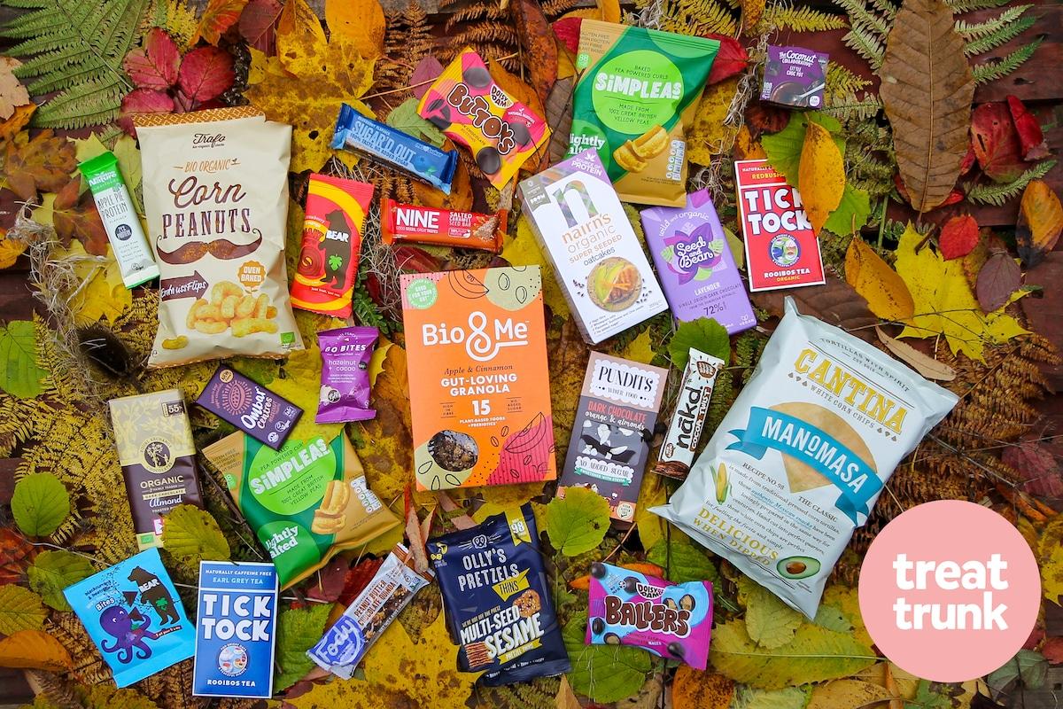 November Treat Trunk Healthy Snack Box