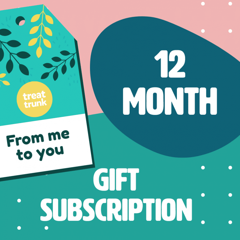 Healthy Snack Box 6 Month Gift Subscription
