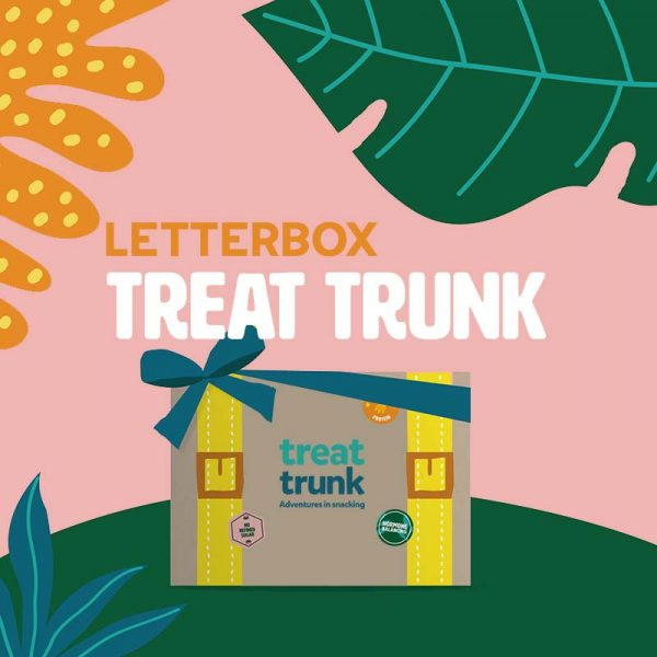 Letterbox Healthy Snack Box